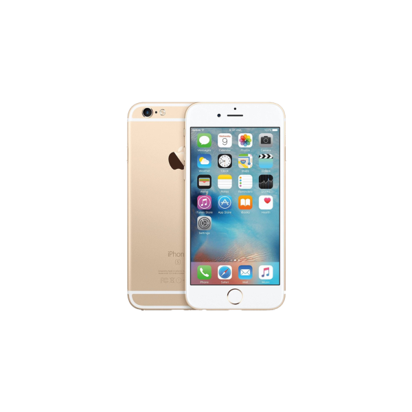 iPhone 6S 128GB Used Gold