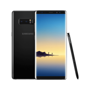Samsung Note 8 128GB Used Black