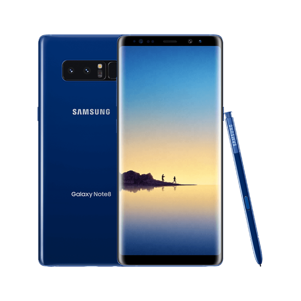 Samsung Note 8 128GB Used Blue