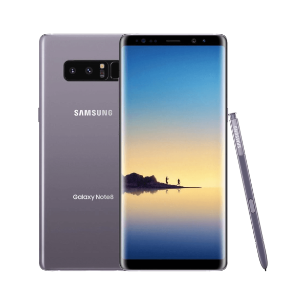 Samsung Note 8 128GB Used Purple